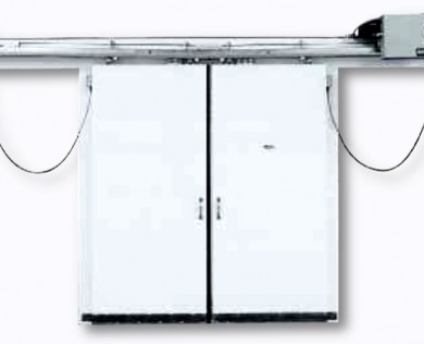 Bi-parting Horizontal Sliding Door
