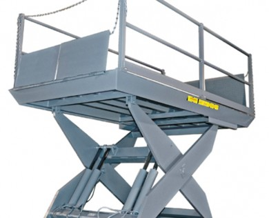 High Capacity Dock Lift