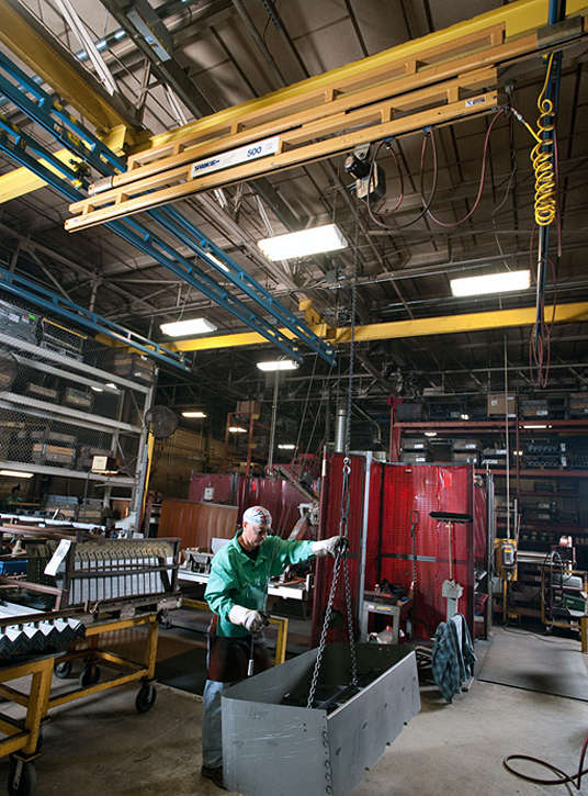 Overhead Crane And Rigging Training Edmonton : Lifting equipment tiger material handling