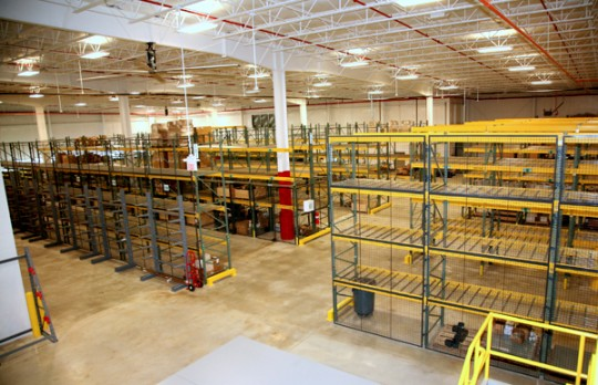 Pallet Racks - Industrial Shelving