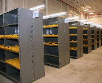 Rack & Shelving System