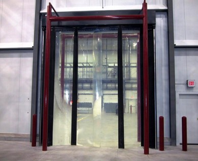 Rytec High Speed Freezer Door