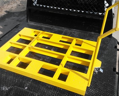 Low Profile Dolly Cart
